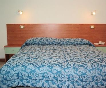 Camera Matrimoniale, Albergo Nuova Aurora Marghera Venezia